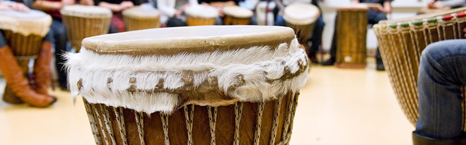 Djembe Workshop in Amsterdam